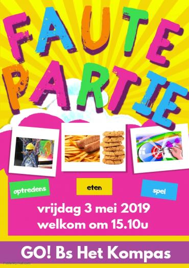 3 mei 2019 : schoolfeest