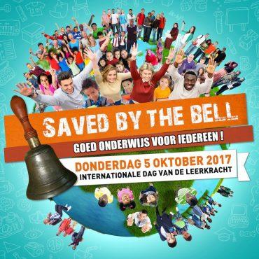 Goed onderwijs voor iedereen – 5 oktober 2017