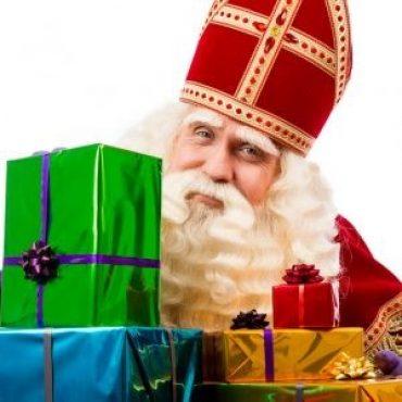 Sinterklaas en Zwarte Piet op school – 4 december 2017