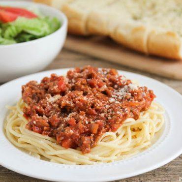 Spaghettifestijn – 16 november 2017